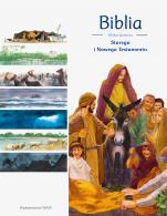 Biblia. Wielkie opowieści Starego i Nowego Testamentu - , Blandine Laurent, François Brossier, Benoit Marchon