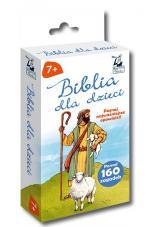Biblia dla dzieci Opowieści + zagadki - Opowieści + zagadki,