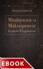Minihistorie o maksisprawie - Jezusowe przypowieści, Wojciech Ziółek SJ