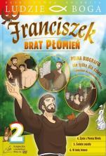 Franciszek. Brat płomień 2 - Pełna biografia nie tylko dla dzieci,