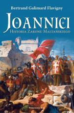 Joannici - Historia Zakonu Maltańskiego, Bertrand Galimard Flavigny