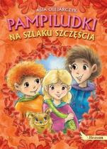 Pampiludki na Szlaku Szczęścia - , Asia Olejarczyk, Agnieszka Filipowska