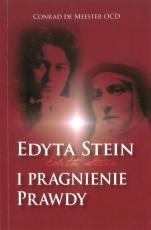 Edyta Stein i pragnienie prawdy - , Conrad De Meester OCD