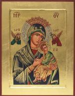 Ikona Matka Boża Nieustającej Pomocy (średnia) - ,