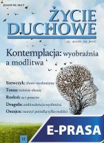 Życie Duchowe nr 92/2017 (Jesień) - , Jacek Siepsiak SJ (red. nacz.)