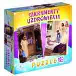 Sakramenty uzdrowienia (puzzle) - ,
