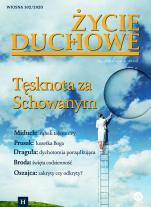 Życie Duchowe nr 102/2020 (Wiosna) - Tęsknota za Schowanym, Jacek Siepsiak SJ (red. nacz.)