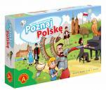Poznaj Polskę - Zabawa i gry edukacyjne,