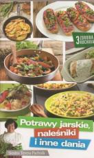 Potrawy jarskie, naleśniki i inne dania - , Siostra Teresa Pachnik