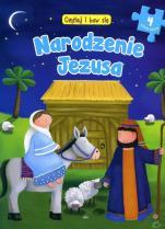 Narodzenie Jezusa - z puzzlami, Jo Parry