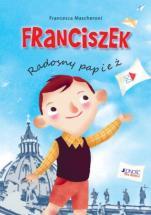 Franciszek. Radosny papież - , Francesca Mascheroni