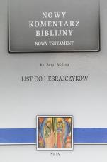 List do Hebrajczyków - , ks. Artur Malina