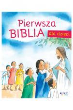 Pierwsza Biblia dla dzieci - , Sally Ann Wright