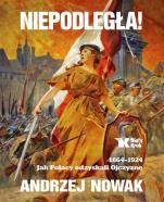 Niepodległa! - 1864-1924. Jak Polacy odzyskali Ojczyznę, Andrzej Nowak
