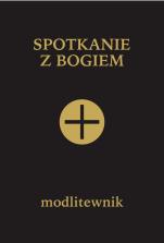 Spotkanie z Bogiem (czarny) - Modlitewnik dla osób starszych, samotnych i cierpiących, ks. Stefan Pruś SDB
