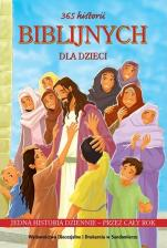 365 historii biblijnych dla dzieci - , Joy Melisa Jensen