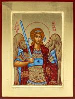 Ikona Święty Michał Archanioł 2 średnia - ,