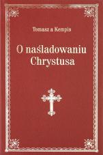 O naśladowaniu Chrystusa (bordo) - , Tomasz á Kempis