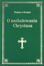 O naśladowaniu Chrystusa (zielony) - , Tomasz á Kempis