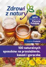 100 naturalnych sposobów na przeziębienie - , Zbigniew Przybylak