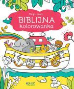 Moja mała biblijna kolorowanka - , Sophie de Mullenheim, Sejung Kim