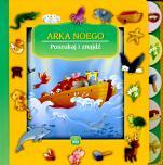 Arka Noego Poszukaj i znajdź - , Vanessa Carroll