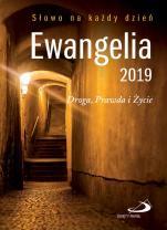 Ewangelia 2019 mała twarda - Droga, Prawda i Życie,