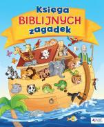 Księga biblijnych zagadek - , Samantha Hilton, Linda Storey, Henrique Brum