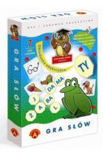 Gra słów - Układanka edukacyjna,