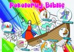 Pokoloruj Biblię - ,