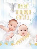 Dzień mojego chrztu - Pamiątka chrztu świętego, Urszula Haśkiewicz