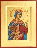 Ikona Święta Katarzyna - ,
