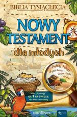 Nowy Testament dla młodych - Biblia Tysiąclecia,