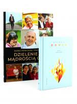 Dzielenie się mądrością czasu + Księga ognia - , Papież Franciszek