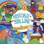 Historie biblijne Trójwymiarowe obrazki - Trójwymiarowe obrazki, Jo Parry