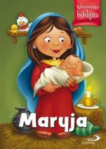 Maryja. Kolorowanka biblijna - ,