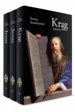 Jezus z Nazarethu + Krąg biblijny - Komplet 3 tomów, Roman Brandstaetter
