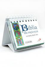 Biblia dla mężczyzn na każdy dzień roku - na każdy dzień roku,