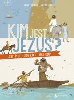 Kim jest Jezus? - Jego życie, Jego kraj, Jego czasy, Gaëlle Tertrais, Adeline Avril