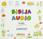Biblia Audio Kids Komplet - Komplet,