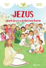 Jezus i skarb ukryty w królestwie Bożym - , Francesca Fabris, Alessandra Mantovani
