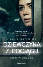 Dziewczyna z pociągu - , Paula Hawkins