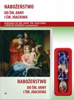 Nabożeństwo do św. Anny i św. Joachima - ,