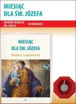 Miesiąc dla świętego Józefa modlitwy i nabożeństwa - Modlitwy i nabożeństwo, medalik w prezencie