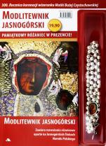 Modlitewnik Jasnogórski - Pamiątkowy różaniec w prezencie, oprac. Mariola Chaberka