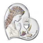 Pamiątka Pierwszej Komunii Świętej dla dziewczynki DS03/2CA - DS03/2CA,