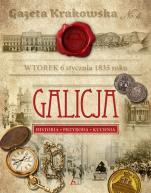 Galicja Historia przyroda kuchnia - Historia, przyroda, kuchnia, Marcin Pielesz