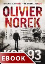 Kod 93 - , Olivier Norek