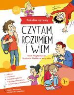 Szkolne sprawy cz. 1 - Czytam, rozumiem i wiem, Magda Maciak, Ala Hanna Murgrabia