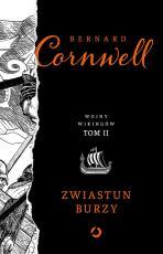 Zwiastun burzy Wojny wikingów tom 2 - Wojny Wikingów. Tom II, Bernard Cornwell